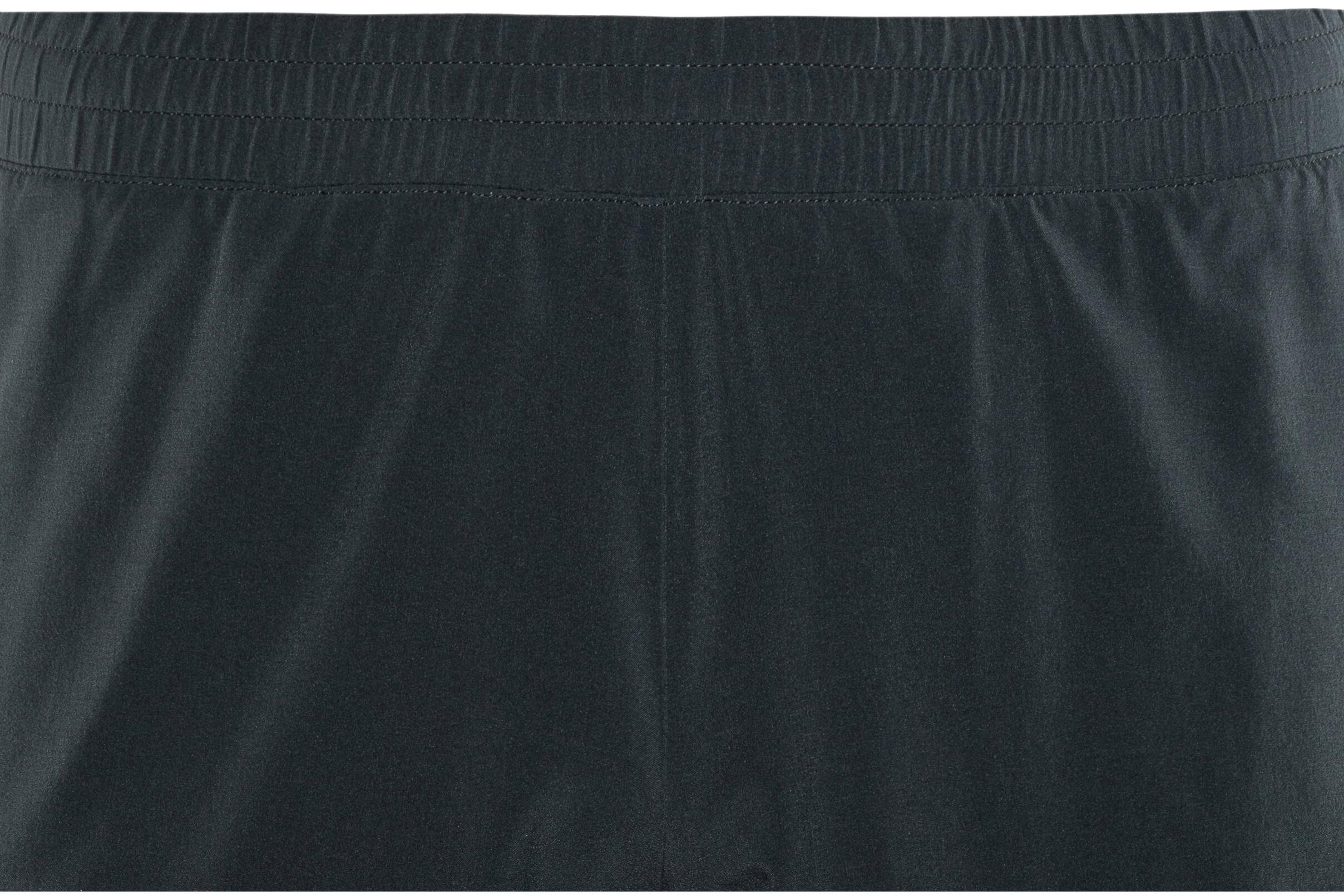 d737efb92f1 Odlo Millennium Linencool PRO Hardloop Shorts Heren grijs/zwart I ...